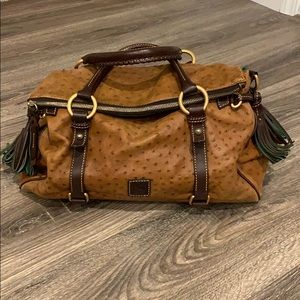 Dooney & Bourke Brown Tote/Crossbody